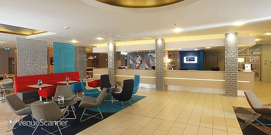Hire Holiday Inn Express Belfast City Executive Boardroom 1