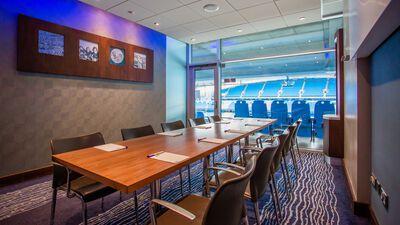 The Etihad Stadium, Manchester City Football Club, Manchester, Executive Box